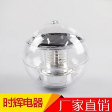 太阳能led球型挂灯 景观庭院灯 不锈钢太阳能球型挂灯