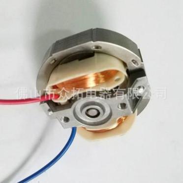 小电风扇排气扇电机 鼓风机压缩机5812罩极电机 暖风机灭蚊器电机