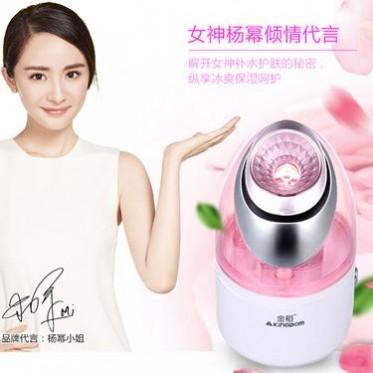 金稻KD-23318 纳米喷雾补水仪 补水美容蒸脸器 冷喷抗过敏补水仪