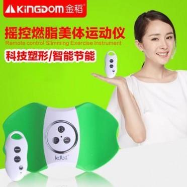 金稻KD-888遥控式塑身机EMS电波运动美体机甩脂机塑身仪器 正品