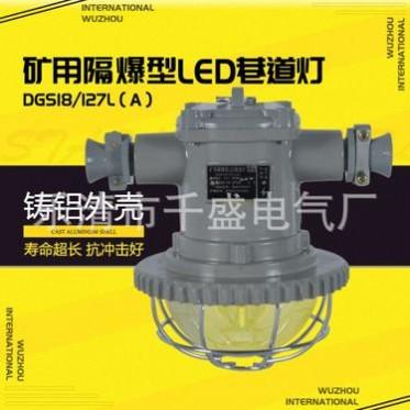DGS18 127L(A)系列矿用隔爆型LED巷道灯 矿用本安型隔爆型巷道灯